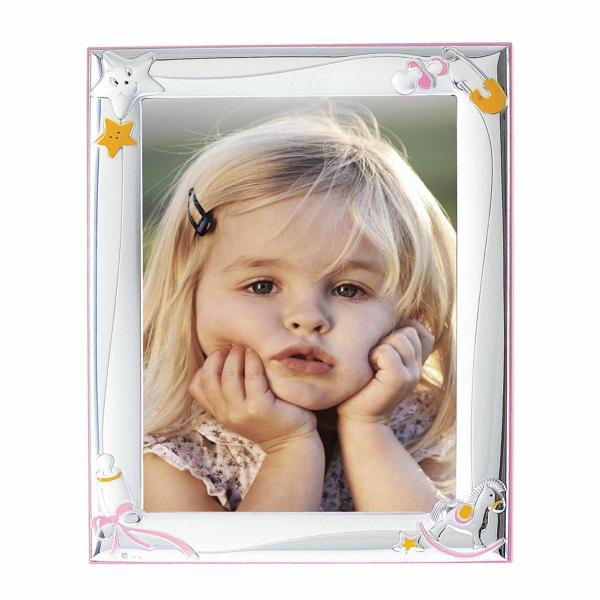Εικόνα της BABY STAR SILVER FRAME