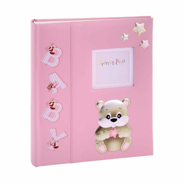 Εικόνα της BABY TEDDY BEAR SILVER ALBUM