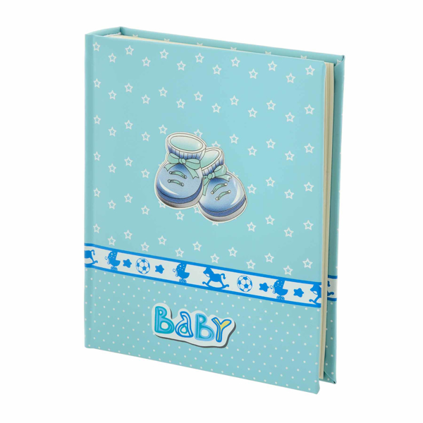 Εικόνα της BABY SHOES SILVER ALBUM